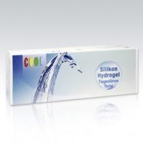 COOL Silikon Hydrogel Toric Tageslinsen (30er)