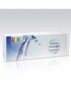COOL Silikon Hydrogel sph. Tageslinsen (30er)